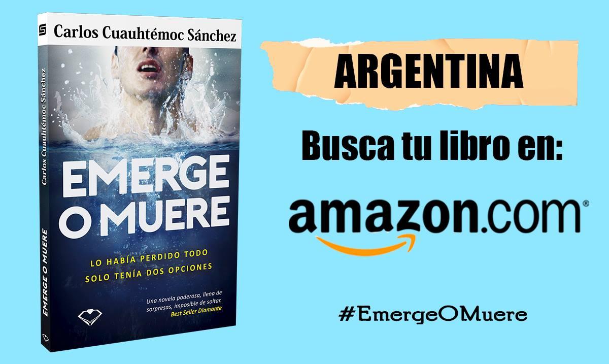 Emerge o muere argentina