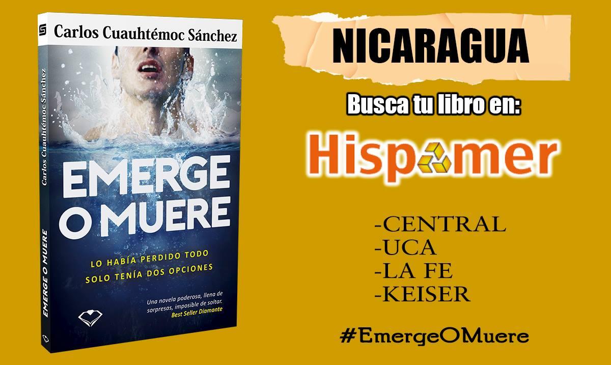 Emerge o muere nicaragua